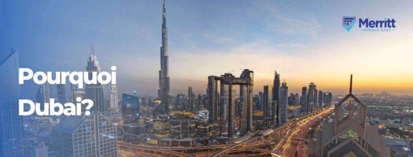 QU'EST-CE QUI ATTIRE LES EXPATS A DUBAI ?